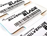 Product review for Confidex Silverline Blade RFID Tag - 500 Tags (865-928 MHz)