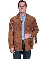 Scully Men's Suede Fringe Jacket
