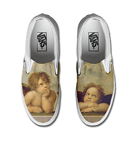 Vans Vintage angefertigt (Handwerkliches Produkt) Michelangelo