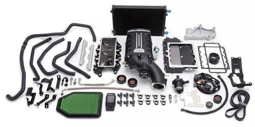 Edelbrock 1528 E-Force Supercharger Kit Jeep Wrangler 15-17 3.6L