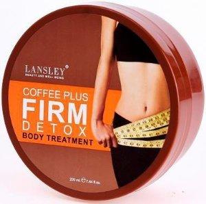 Lansley Coffee Plus Firm & Soin du corps Detox