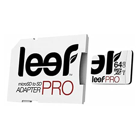 Amazon.com: Leef PRO 64 GB microSDXC Ultra Tarjeta de ...