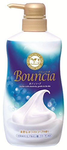 Gyunyu Bouncia Premium Floral Body Wash - 450ml
