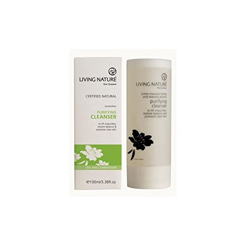 Living Nature Purifying Cleanser (100ml) (Pack of 4)