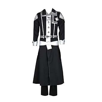 D.Gray Man Cosplay Costume - Yu Kanda Exorcist 1st XX-Large