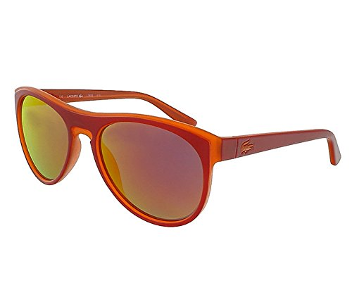Lacoste Polarized Sunglasses - L782S 002 BLACK-GREEN PHOSPHO