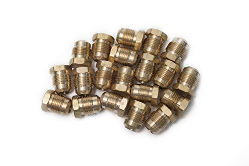 LTWFITTING Brass 45 Degree Flare 1/2