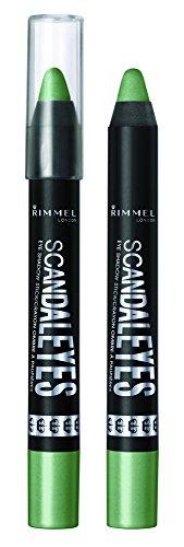 Rimmel Scandaleyes Shadow Stick, Gossip Green, 0.11 Fluid Ounce