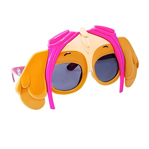 Costume Sunglasses Paw Patrol Skye Sun-Staches Party Favors