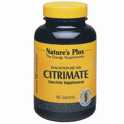 Citrimate – Nature's Plus – 90 – Tablet Review