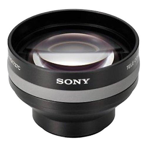 Sony VCLHG1737C High Grade TeleConversion Lens for HRD-HC1, HC5, HD1000U, HC7, DCR-SR200, DCR-DVD308, DVD408andDVD508 Camcorders by Sony