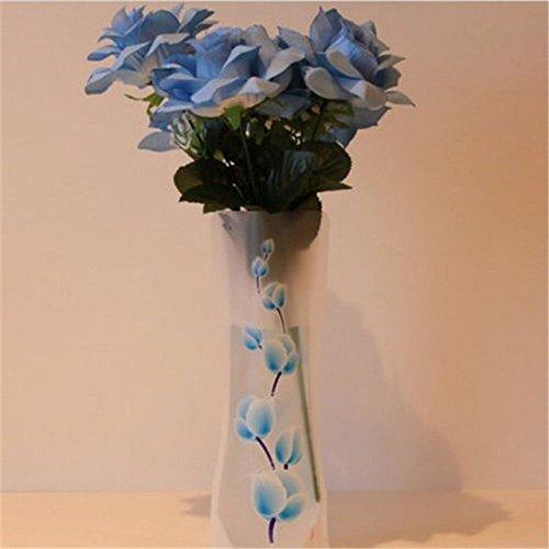 50 Discount On Juvonen Foldable Plastic Flower Vase Wedding Party