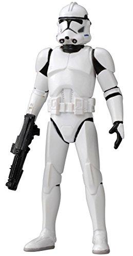 Meta-colle Star Wars # 12 Clone Trooper die-cast painted action figure
