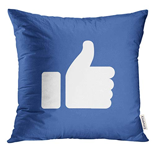 VANMI Pillow YouTube Decorative Pillowcase product image