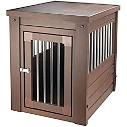 New Age Pet Small Habitat 'n Home Russet InnPlace II Pet Crate