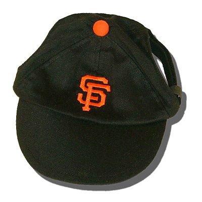 Sporty K9 San Fransisco Giants Dog Cap, Extra Small, My Pet Supplies