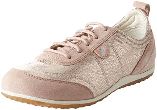 Sneakers Antique Vega Femme A Basses Rose Rose Geox w7PEYqH