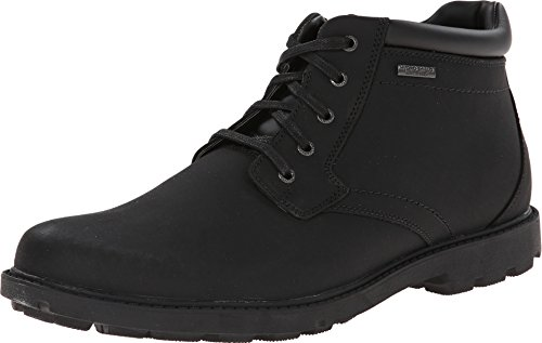 Rockport Men's Storm Surge Water Proof Plain Toe Boot Black 11 M (D)