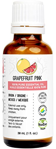 Grapefruit Essential Oil Pink fl