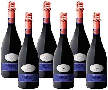Cabriz Blanc de Noir Extra Brut vino espumoso 750ml
