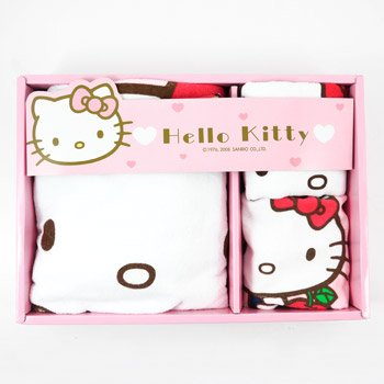 d14c43b5f Hello Kitty Bath Towel Set: Juicy Apple: Amazon.ca: Toys & Games