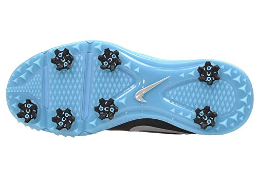 heren zilver sneakers blauw breed zwart 2 Fury heren brede Command 2 Nike Lunar metallic cpq6FF
