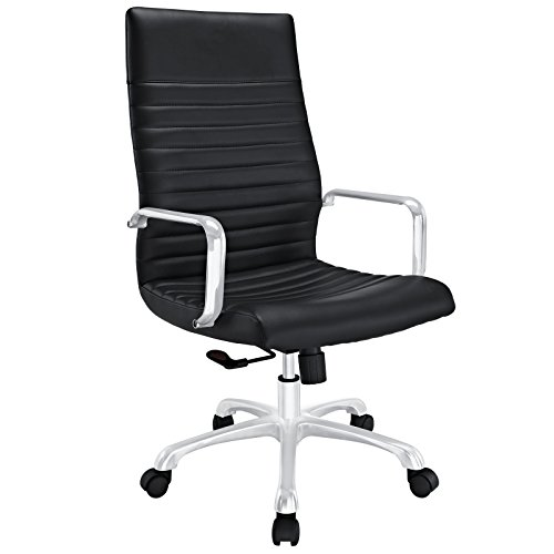 Finesse Kitchen (Modway Finesse Highback Office Chair, Black)
