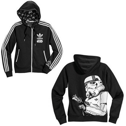 Star Xx Hooded Wars Large Adidas Jacket Stormtrooper OZukXPi
