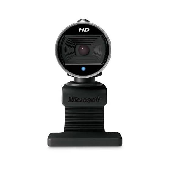 Microsoft LifeCam Cinema 720p HD Webcam for Business - Black 41Io2sma6pL. SS555