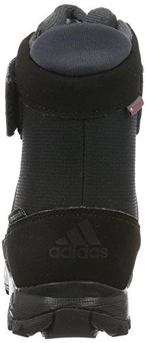 adidas Climawarm Cp, Zapatillas de Deporte Exterior Unisex Niños Negro (Core Black/dark Grey/night Metallic)