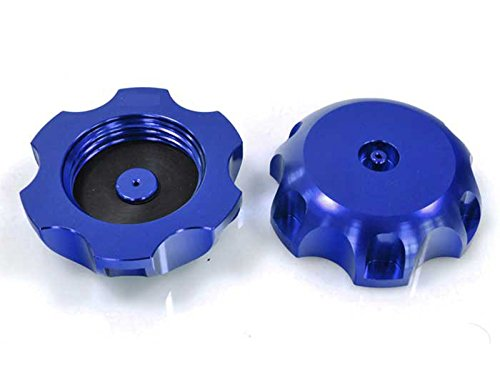 Tank coperchio Husaberg FS 650/in alluminio blu Tank chiusura
