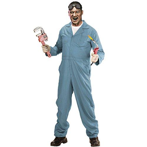 WIDMANN 07361 Adulto Disfraz mecánicos ? fontanero ? Soldador, S: Amazon.es: Juguetes y juegos