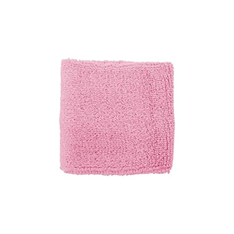 Hats & Caps Shop Cotton Terry Cloth Wrist Band - By TheTargetBuys | (PINK) - Boonie Hat Terry Hat