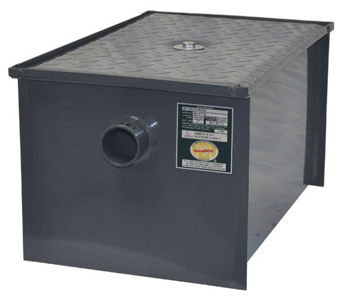 Bk Resources BK-GT-8 Grease Trap - 8 Lbs 4 Gpm