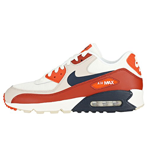 90 Multicolore Hommes Nike Max Baskets Air essentielles FaOqcfSP