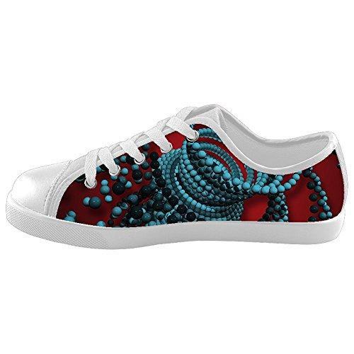 stereoscopica Le Kids Canvas Custom 3D Le Scarpe Scarpe Dalliy Scarpe Stampa Le Shoes ntHwq1In0g