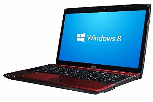 (お得な特別割引価格) 中古 Core 富士通 ノートパソコン W-LAN搭載 FMV-LIFEBOOK AH45/M Windows8 B07QTQ4X8D 64bit搭載 webカメラ搭載 HDMI端子搭載 テンキー付 リカバリー付 Core i3-4100U搭載 メモリー4GB搭載 HDD1TB搭載 W-LAN搭載 B07QTQ4X8D, ヤマダムラ:34d642d1 --- arianechie.dominiotemporario.com