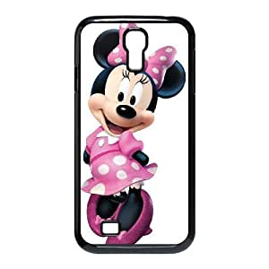 samsung s4 9500 phone case Black Minnie Mouse YSF4766571