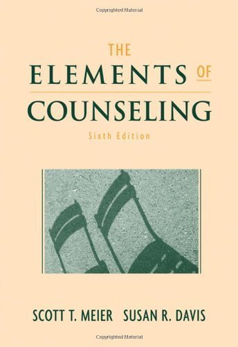 The Elements of Counseling 6th ed