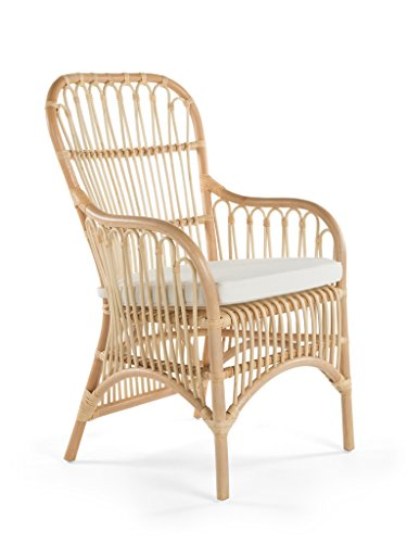 Kouboo Dining Chair, Natural (Manufacturers Outdoor Furniture Contract)