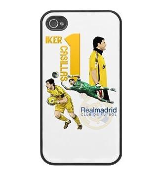 Iker Casillas - Real Madrid - Funda Carcasa para Apple ...