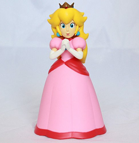 Super Mario Bros Brothers - Princess Peach Action Figures Collection 6
