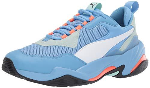 PUMA Thunder Sneaker, Team Light Blue-fair Aqua, 9.5 M US