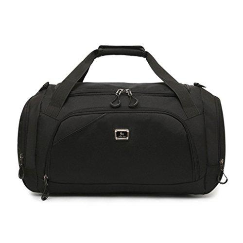 Black Handbag Sorport Bags Duffle Women Training Travel fYxYaR