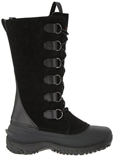 Black Baffin Coco Boot Insulated Winter Suede Women's YYUwPBqz