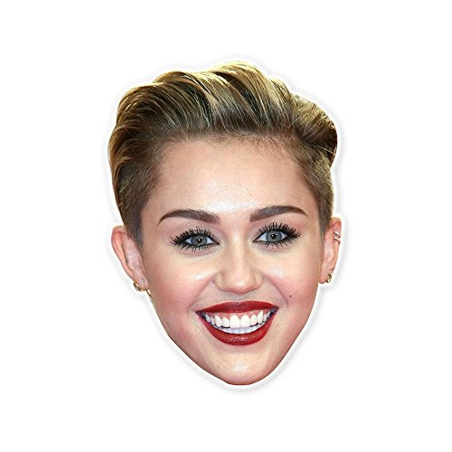 [Happy Miley Cyrus Mask by RapMasks - 12