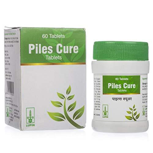 Piles Cure 60 Tablets Ayurvedic Proprietary Medicine