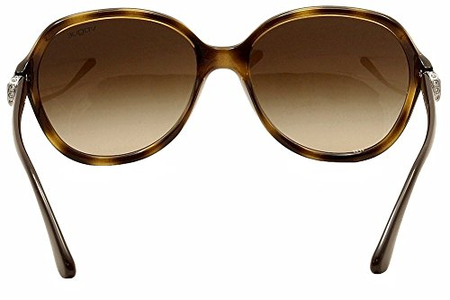 Vogue - Lunette de soleil Mod.2916SB - Femme Marron (Dark Havana W65613)