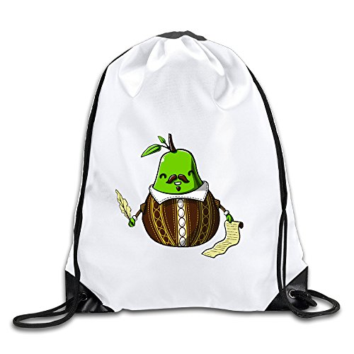 Howard The Duck Costume (Hunson - Special Shakespeare Like Pears Backpack Sack Bag Gym Bag For Men & Women Sackpack)