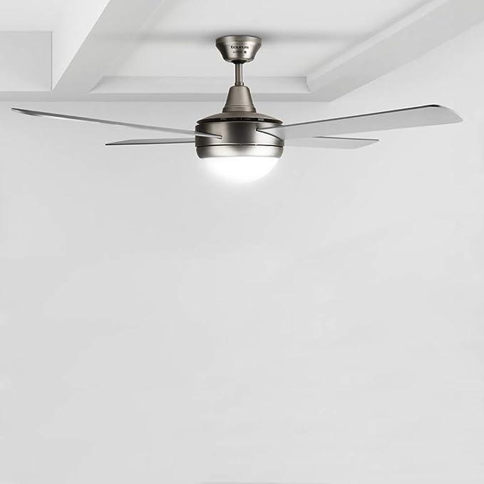 Taurus Fresko 4B Ventilador de techo con luz y mando a distancia ...